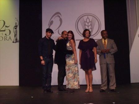 Samir gala nominaciones Casandra 2009 2009