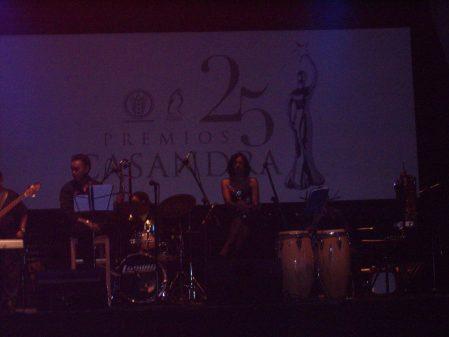 Samir gala de nominaciones Casandra 2008 2009